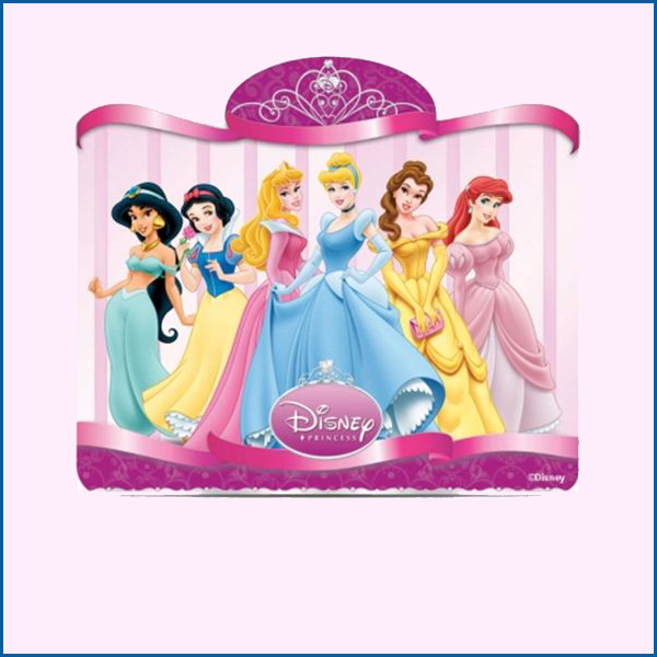 "DSY-MP010 Mouse pad design Disney ""Princesses"""
