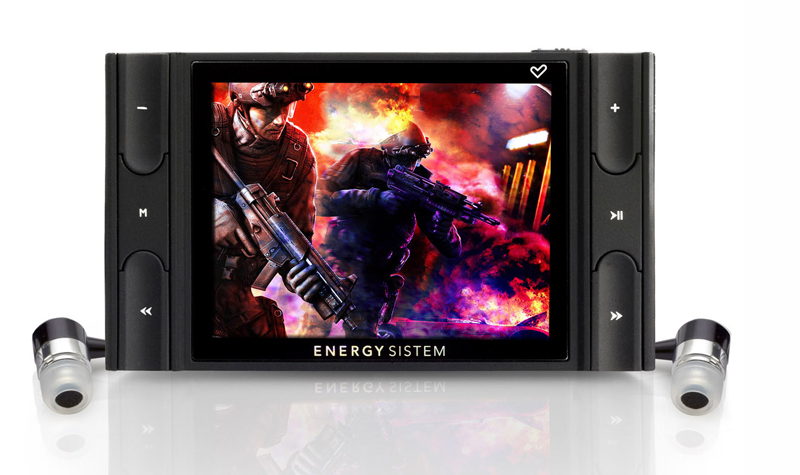Energy 5020 4 GB Deep Black