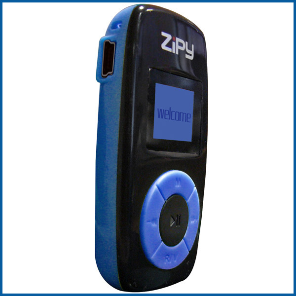 MP3 Zipy Frog 4gb Blue