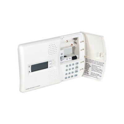 Alarm with Auto Dial console and alert to 6 handsets