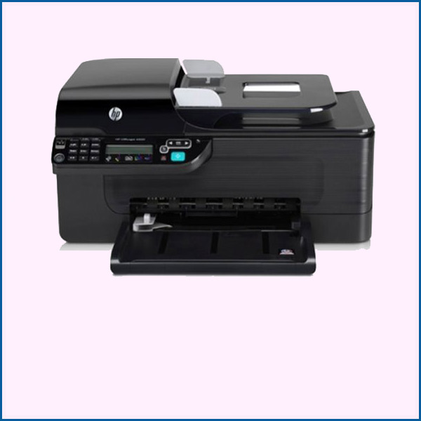 HP Officejet 4500 multifuncion Red