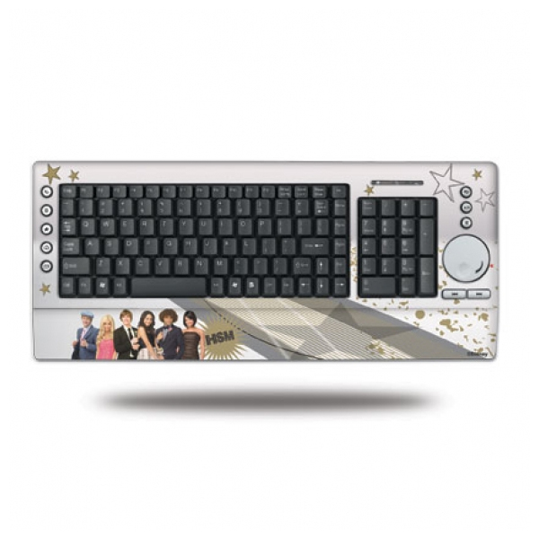 High School Musical Multimedia Keyboard
